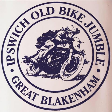 Sunday 4th November.	Great Blakenham old bike jumble.