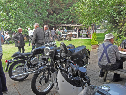 Anglian Section Concours and Club Barbecue