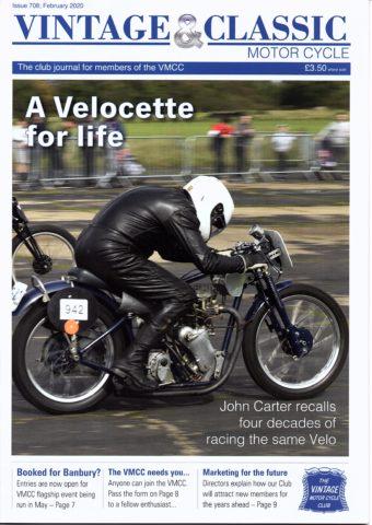 VMCC Club Magazine February 2020